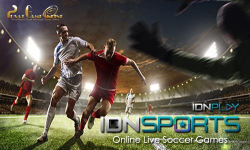 Game Bola Online Terbaru IDNSports Platform Smartphone