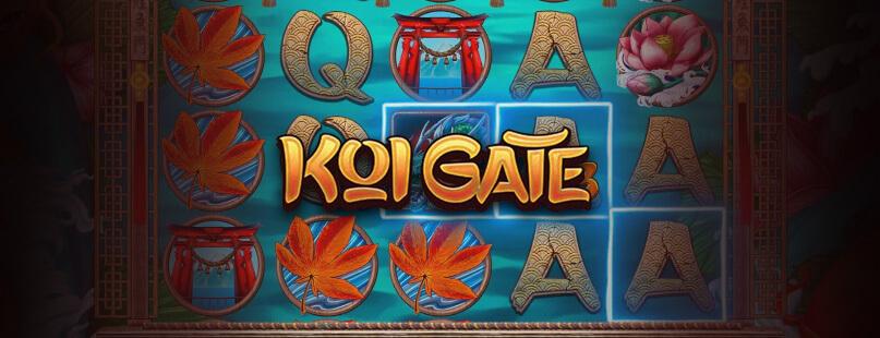 Mainkan Slot Mesin Koi Gate Online Di Smartphone Anda!