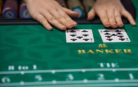 baccarat game casino online